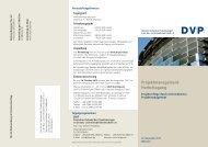 Flyer (PDF) - GPM Deutsche Gesellschaft für Projektmanagement eV