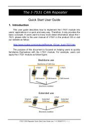 Quickstart manual - ICPDAS-EUROPE