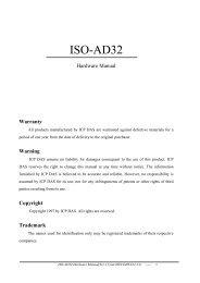 ISO-AD32 - ICPDAS-EUROPE