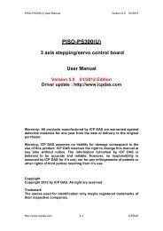 PISO-PS300(U) - ICPDAS-EUROPE