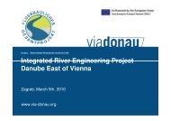 Simoner.Improvement Austrian Danube - Integr.river ... - ICPDR