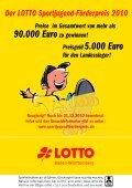 Download Sport in bw Nr. 12/10 - Badischer Sportbund Nord ev - Page 2