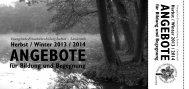 Programmheft 2013_2014 - Evangelischen Erwachsenenbildung ...
