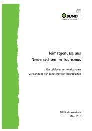 Impressum - BUND LV Niedersachsen e.v.