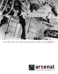 Download program magazine (PDF) - Arsenal