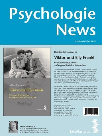 Psychologie - Facultas