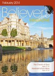 February Believers Magazine