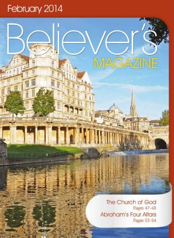 February Believers Magazine