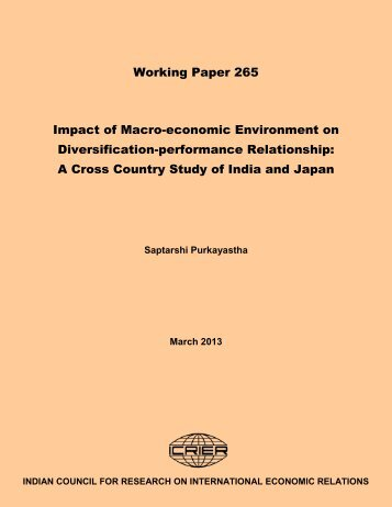 effect of macro environment in amul 11 external or macro environment analysis review the macro environment and list the trends that may affect your environmental factor comments effect on.