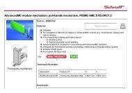AdvancedMC module mechanism, pull-handle mechanism ... - Farnell