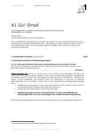 A1 Go! S EB - A1.net