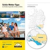Schön-Wetter-Tipps - 3 Löwen Takt