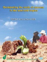 Annual Report 2005.pdf - icrisat