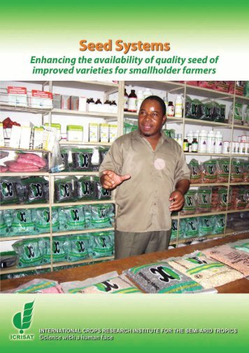 Seed Systems - icrisat