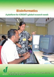 Bioinformatics - Icrisat