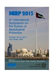 Download the preliminary Scientific Programme - ICRP