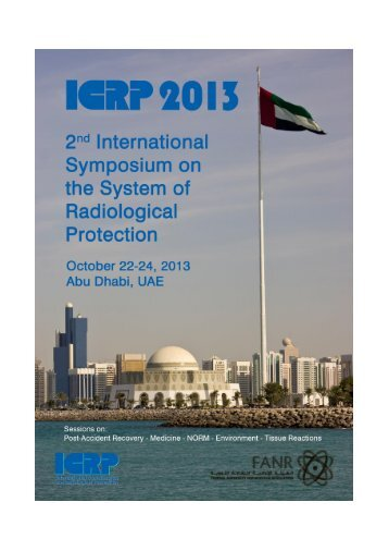 Download the preliminary Scientific Programme - ICRP