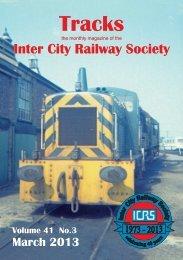 March - Intercity Railway Society