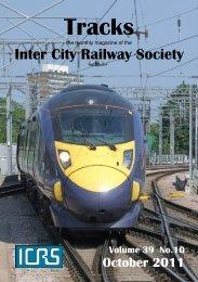 October - Intercity Railway Society