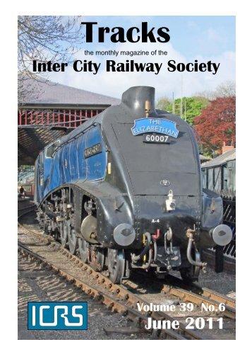 Tracks - Intercity Railway Society