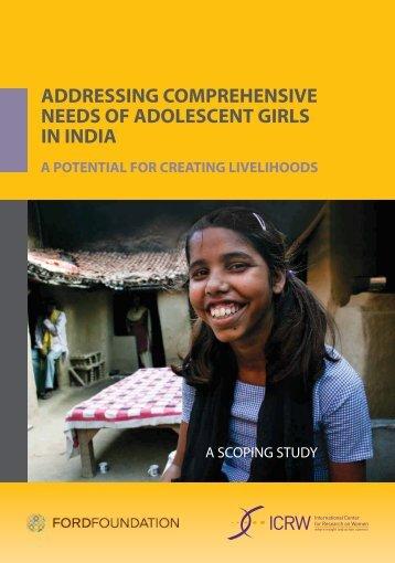 Adolescent Girls_22ndMar13.pdf - ICRW