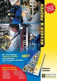 Messen & Prüfen - ICS Schneider Messtechnik GmbH