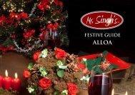 Festive Guide 2012 - Mr Singh Alloa