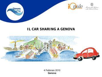Le corse – 2008-2009 - Iniziativa Car Sharing