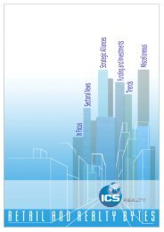 In Focus Sectoral News Funding and Investments ... - ICS