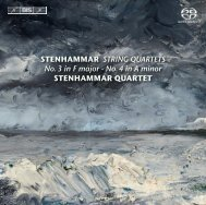STENHAMMAR STRING QUARTETS No. 3 in F major ... - eClassical