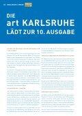 rehab karlsruhe – lösungen für individuelle ... - Messe Karlsruhe - Page 6