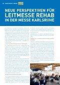 rehab karlsruhe – lösungen für individuelle ... - Messe Karlsruhe - Page 4