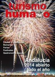 Andalucía 2014, Abierto todo el año