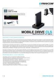 MOBILE DRIVE CLS - Icecat.biz