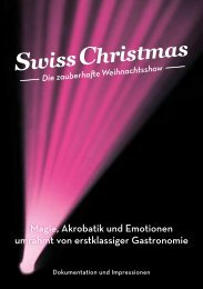 Download Folder Swiss Christmas 2013 - project services