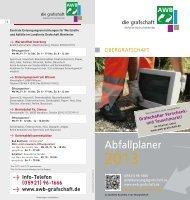 Bentheim - Stenau Entsorgungs