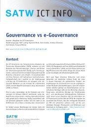 Empfehlungen : draft ICT NEWS auf Deutsch