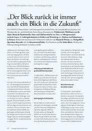 """""""Der Blick zurück ist immer auch ein Blick in die Zukunft"""" - Germany"""