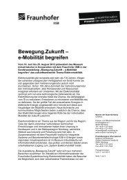 Bewegung.Zukunft - Museen der Stadt Nürnberg