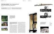 Neues Eingangsgebäude für das Freilichtmuseum ... - Bauwelt