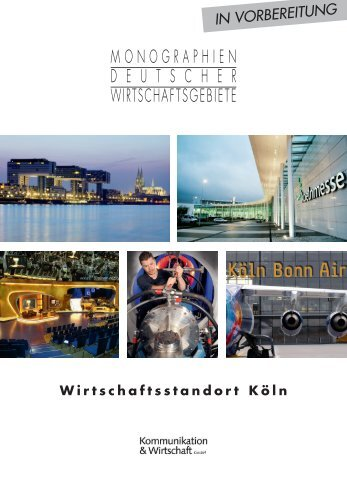 Wirtschaftsstandort Köln - kuw