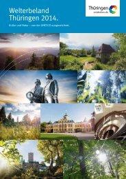 Kombiticket UNESCO 2014 der Klassik Stiftung Weimar - Thüringen ...