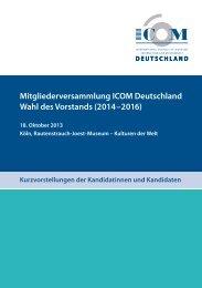 Kandidatenbroschüre (.pdf) - ICOM Deutschland