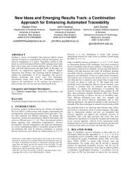 a Combination Approach for Enhancing Automated Traceability