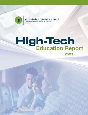 High-Tech - ICT Digital Literacy