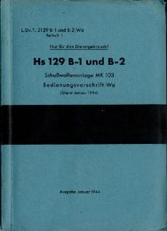 Hs 129 B-I und B-2 - AVIA