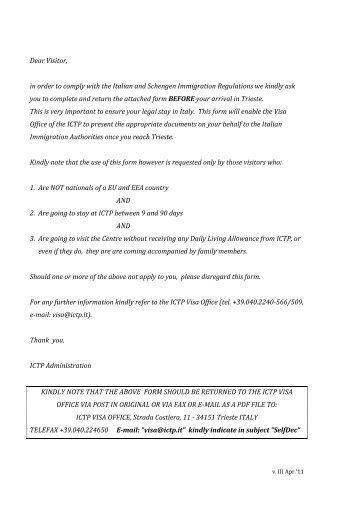 declaration in resume sle 28 images declaration in