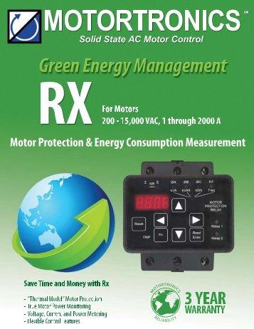 RX Green Brochure