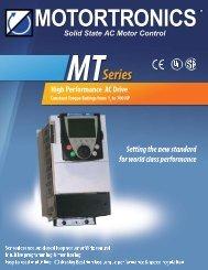 MT Brochure