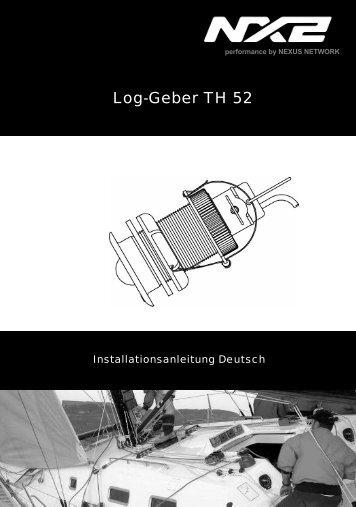 Log-Geber TH 52 - Hippopotamus